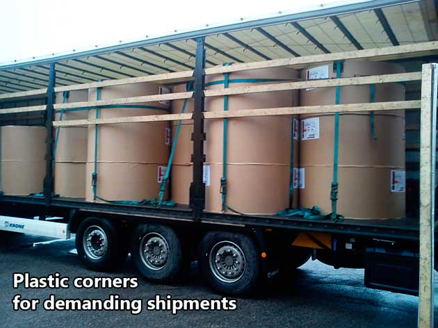 Your cargo and what we do for it's safe transportation