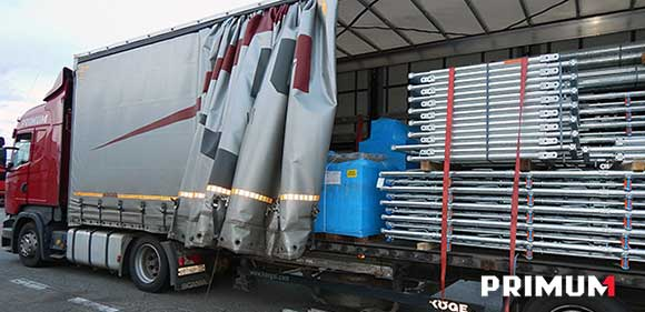 Less than truckload shipments from Europe to CIS countries