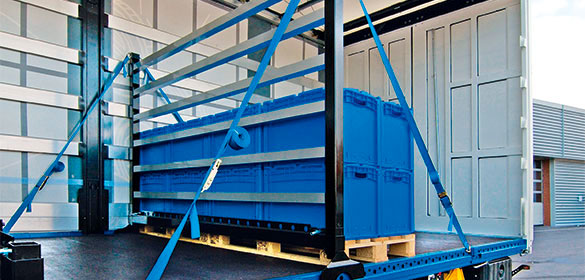 More possibilities with MULTI LOCK trailer systems