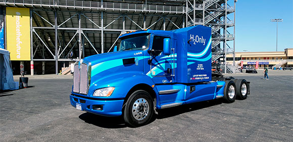 IRU to promote the use of hydrogen in road transport